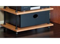 salamander designs archetype media drawer archetype furniture