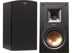 on a pair of Klipsch Reference R-15M bookshelf speakers — Ends 9/23