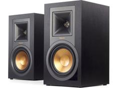 on a pair of Klipsch R-15PM powered bookshelf speakers, now $349.99 — Ends 10/28