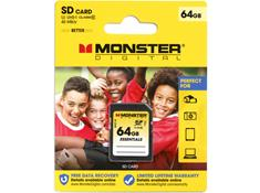 Monster SDXC Memory Card