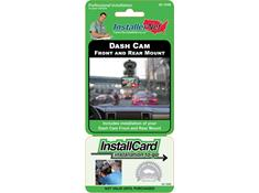 InstallCard: Front- and Rear-mounted Dash Cams