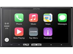 when you buy this Alpine with wireless CarPlay — Ends 6/30