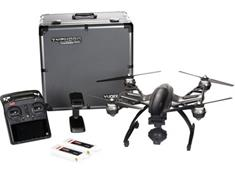 on a Yuneec Typhoon drone bundle — plus get a FREE flight simulator and minidrone — $200 savings ends 8/5