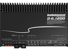 AudioControl Car Amplifiers
