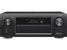 on Denon home theater receivers