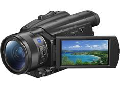 Sony Handycam® FDR-AX700