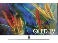 on awesome-looking Samsung QLED TVs