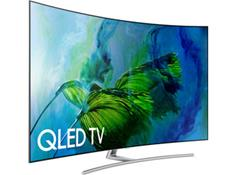 on Samsung QLED TVs