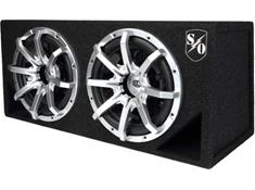 speaker and enclosure are matched for max performance