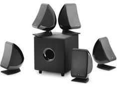 on a Focal Sib 5.1 home theater speaker system