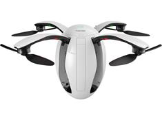 on a PowerVision PowerEgg flying drone with 4K Ultra HD camera, now just $499