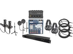 Audio-Technica Podcast Interview System