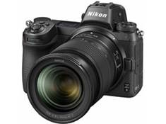 <span class='specials-prod-title'>Nikon Z6 Kit</span><span class='specials-prod-subtitle'>Full-frame 24.5-megapixel mirrorless camera with Wi-Fi®, Bluetooth®, and 24-70mm zoom lens</span>