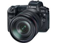 <span class='specials-prod-title'>Canon EOS R Kit</span><span class='specials-prod-subtitle'>Full-frame 30.3-megapixel mirrorless camera with 24-105mm IS USM L Series zoom lens and Wi-Fi®</span>