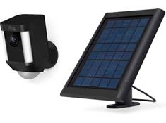 <span class='specials-prod-title'>Ring Spotlight Cam Battery and Solar Panel Bundle</span><span class='specials-prod-subtitle'>Battery-powered camera and solar charger</span>
