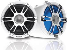 "<span class='specials-prod-title'>Fusion SG-FT88SPWC</span><span class='specials-prod-subtitle'>8.8"" Signature Series wakeboard tower speakers with switchable blue/white LED lighting</span>"