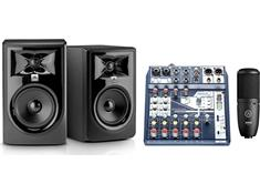 Harman Home Recording Bundle