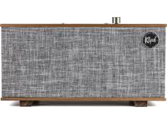 <span class='specials-prod-title'>Klipsch The Three with Google Assistant</span><span class='specials-prod-subtitle'>Wireless powered speaker system with Bluetooth®, Google Assistant and Chromecast built-in</span>