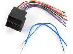 metra wiring harnesses at crutchfield com rh crutchfield com Metra Wiring Harness Diagram Metra Map