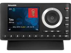 SiriusXM Dock-and-Play Satellite Radios