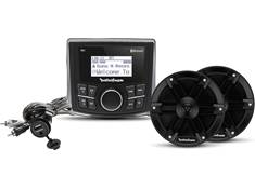 Rockford Fosgate Golf Cart Stereo Systems
