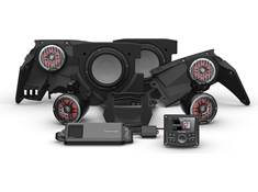 Rockford Fosgate Custom-fit Sound Systems for ATV & UTV