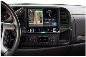 Alpine X009-GM2 In-Dash Restyle System