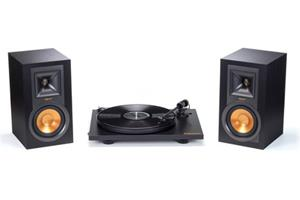 Klipsch R-15PM and Pro-Ject Turntable Package