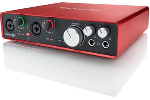 Focusrite Scarlett 6i6 (Second Generation)