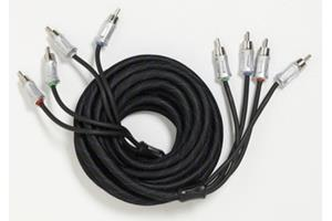 Crutchfield Reference 4-Channel  RCA Patch Cables