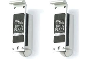 Flexson Wall Mounts for Sonos PLAY:1
