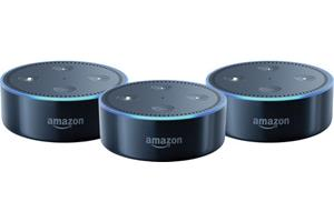Amazon Echo Dot 3-Pack