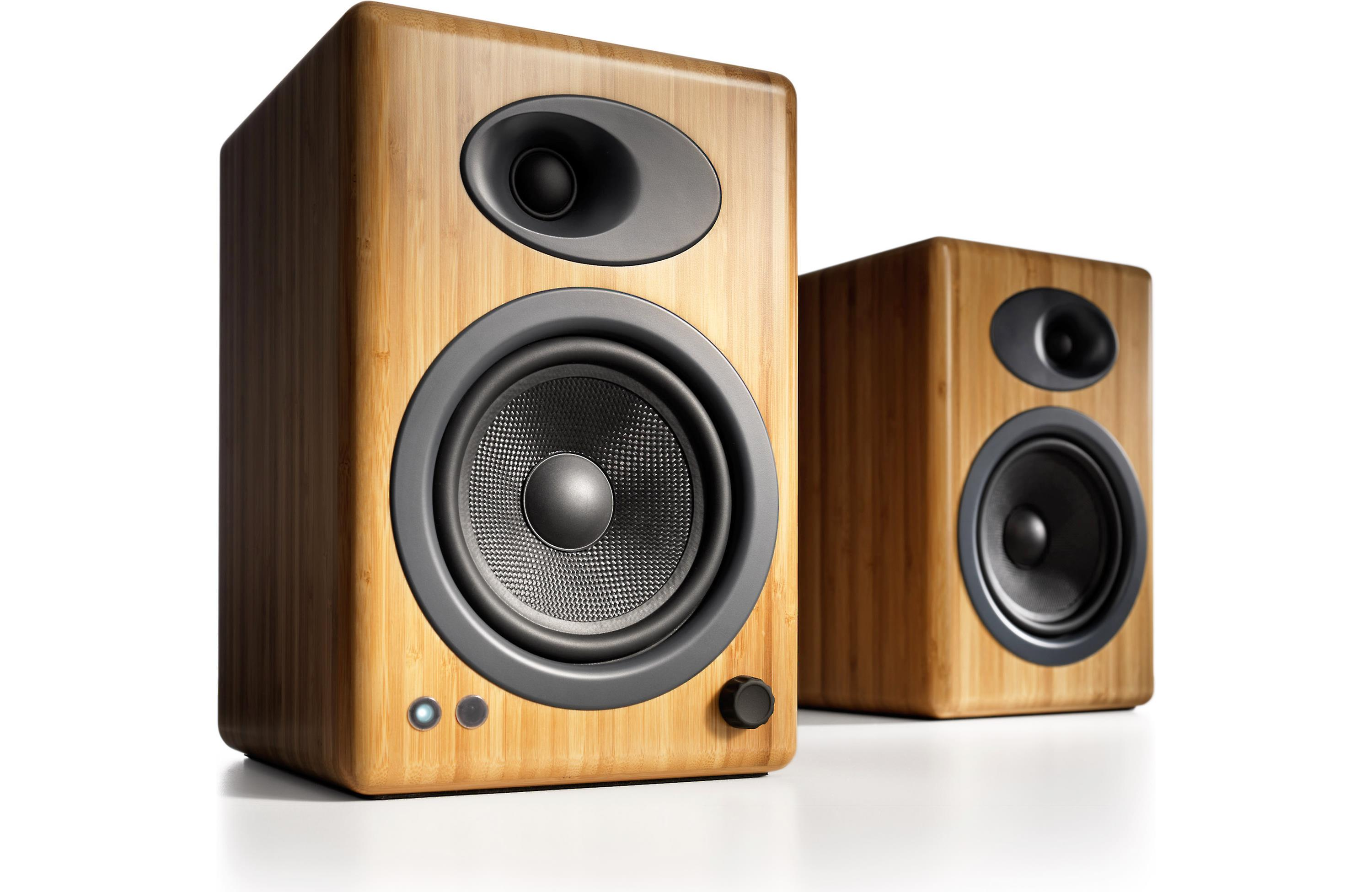 Active Bookshelf Speakers Or Nearfield Monitors For TV