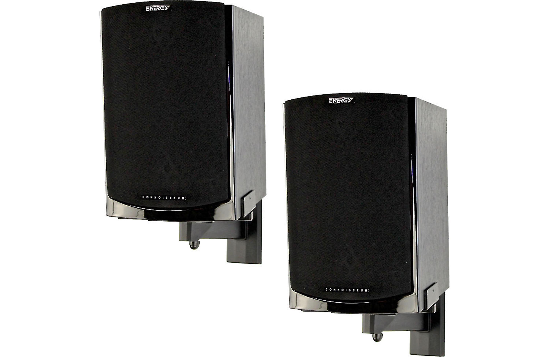 Pinpoint speaker brackets