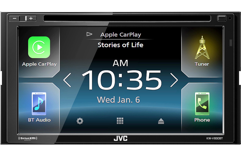JVC KW-V830BT In-Dash 6.8\