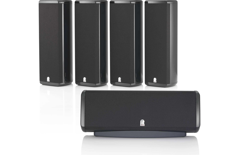 Revel Concerta M8 SP5 5.0 Surround Sound Speaker System