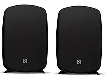 on a pair of Russound outdoor speakers with purchase of select power amps