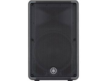 on Yamaha PA speakers