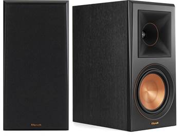 on select Klipsch bookshelf speakers