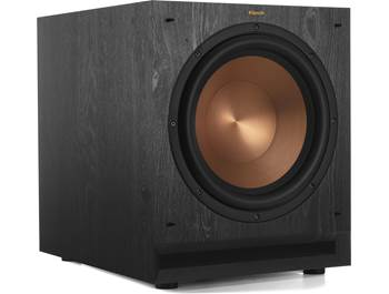 on select Klipsch subwoofers