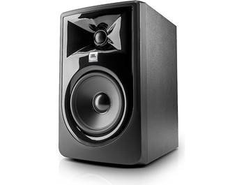 on select JBL powered studio monitors
