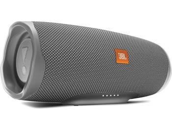 on JBL Charge 4 and Flip 5 waterproof portable Bluetooth® speakers