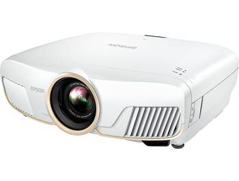 on Epson projectors