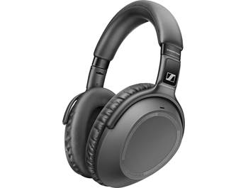 on Sennheiser PXC550-II wireless noise-canceling headphones