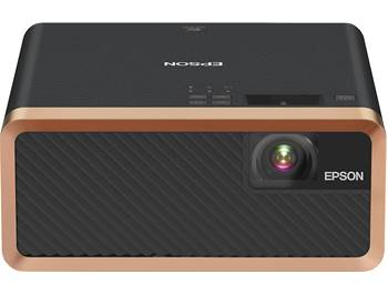 on an Epson EF-100 mini laser streaming HD projector, now $899.99