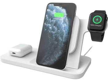 on a Logitech  POWERED 3-in-1 charging dock, now just $99.99
