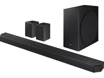 on select Samsung sound bars with purchase of select Samsung 4K TVs