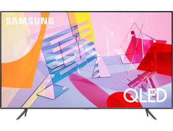 on Samsung TVs