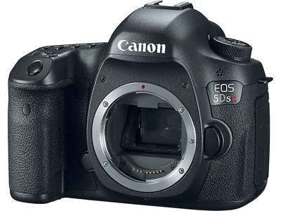 Canon EOS 5DS R (no lens included)