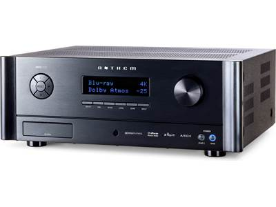Anthem MRX 720 7 2-channel home theater receiver with Anthem Room